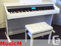 Digital Piano MDK200A $799.00 Specifications: 88 keys,