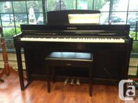 Digital piano Yamaha........ Good Deal  Mint Condition for sale  British Columbia