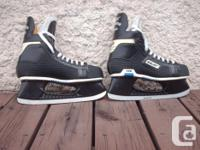 Bauer Supreme Classic 150 Size 8 hockey skates.