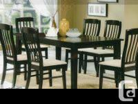DINETTE IF1078 $799.00 call