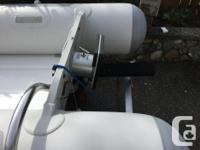 Sell as a pair. Both are 3 years old . Zodiac 10 Ft RIB