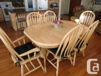 Knechtel Dining Room Set for sale in Victoria, British