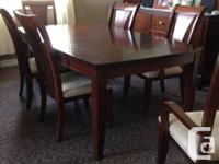 Called the Metropolitan Dining Room Collection. It is