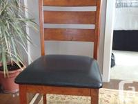 Large Dining Room Table and 3 matching chairs. Table is