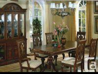 DINING SET IF938 $3200.00 call