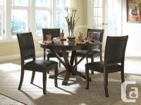 Dining Table ..purchased at Wayfair.ca.