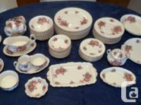 Royal Albert-Centennial Rose-Bone China.  Excellant