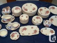 Royal Albert-Centennial Rose-Bone China. Excellant