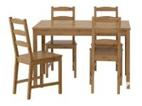 Dinning Table and 4 chairs set for sale for just $100