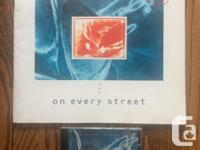 Dire Straits 1991 'On Every Street' CD and full colour