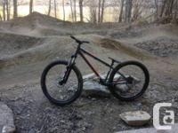 Selling my Rocky mountain flow 2014 dirt jump bike