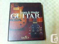 LEARN AND ALSO MASTER GUITAR by Steve Krenz. This