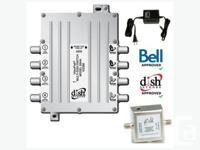 Dish Network Dish Pro Plus DPP44 Switch (DPP-44) 4