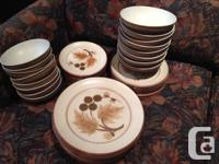 Outstanding utilized health condition - set of Denby