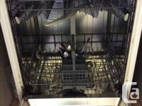 Dishwasher BOSCH Millenium series white, inside