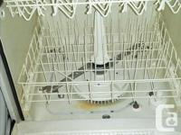 Inglis Black Dishwasher for Sale. Works excellent....it