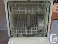 Kenmore portable dishwasher. works great. Only selling