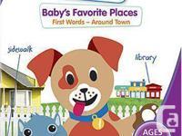 Disney's Baby Einstein - First Words Around Town Used for sale  Saskatchewan