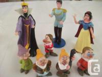 In Carp area $5 each set Dora set SOLD Cinderella had