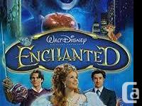 Enchanted (Widescreen) Monsters Inc Collectors Edition