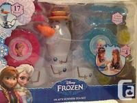 Disney Frozen Olaf's Summer Tea Set   Olaf has always