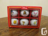 Disney  PRO collection  Golf ball Club de Golf