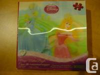 "Disney Princess ""Magic Motion"" 48 Piece Puzzle The"