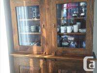 Wonderful display Hutch recently bought from Crate &