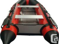 *DISPLAY MODEL* NEW 10.5 ft Inflatable With Wood Floor