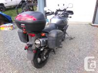 Make Suzuki Year 2007 kms 65209 Well maintained 650