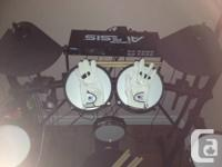 Drums are electrical and also are marketed with gloves