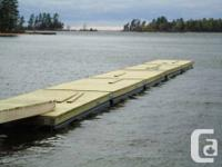 BLUENOSE MANUFACTURING  BC manufacturer of dock