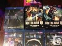 all dvds brand new sealed  make me a offer   Doctor