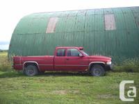 1995 Dodge 2500, 488ci (V10). 300009 km, 2WD, Auto.