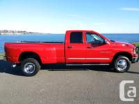 Make Dodge Model Ram 3500 Club Year 2003 Colour red