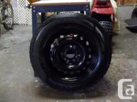 goodyear ultra grip winter tyres and rims 215/65/16
