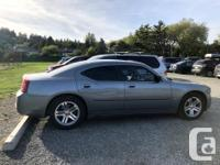 Make Dodge Model Charger Colour Grey Trans Automatic