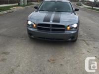 Make Dodge Model Charger Year 2007 Colour Grey kms
