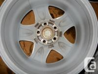 "Dodge Dakota, 17"" Stock Rims 2008 & UP (Dakota-Ram)"