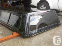 Range Rider canopy for Quad cab short box. Excellent