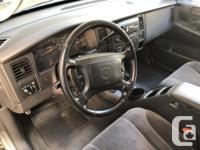 Make Dodge Model Dakota Year 2002 Colour CUSTOM kms