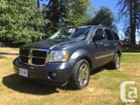 Make Dodge Year 2007 Colour metallic blue kms 260000