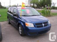 Make Dodge Model Caravan Year 2010 Colour BLUE kms