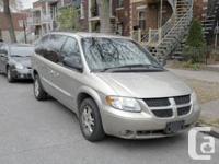 Dodge Caravane 2002