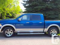 Beutiful Truck. 2011 Dodge Ram Laramie Team Taxi 1500.