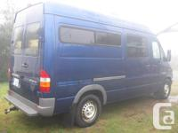 Bought this Sprinter Cargo van 2 years ago from a
