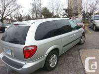 I am selling Dodge grand Caravan minivan in excellent