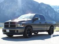 Dodge Ram 5.7 L HEMI, This vehicle is filled with