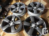 DODGE Ram 1500 2013 - 2019 RIMS with TPMS OPTION Brand: