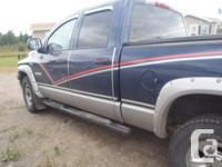 Make. Dodge. Model. Ram 1500. Year. 2008. Colour.